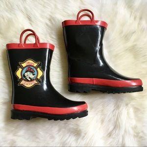 Other - Boy's Rain Boots 9-10